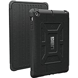 URBAN ARMOR GEAR Folio Case for iPad Air, Black