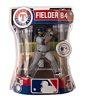 "Prince Fielder Texas Rangers 2016 MLB 6"" Figure Imports Dragon"