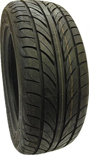 DURO DP8000 BLK WALL 97W 340/AA-A PASSENGER CAR TIRE 235/45R17