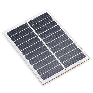 0,8Watt 160mA Solarmodul Solarzelle Solarpanel 5V from COLOMETER