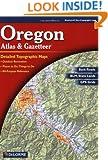 Oregon Atlas, Publisher - 347-8