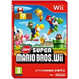 New Super Mario Brothers (Wii)by Nintendo