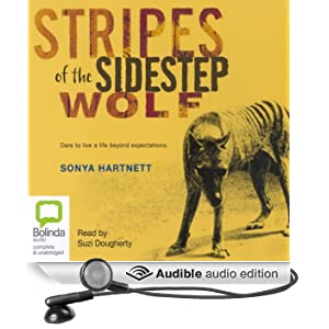 Stripes of the Sidestep Wolf (Unabridged)