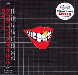 Queen Smile - Gettin' Smile (Pre Queen) - Audio Cd MLPS [Mini Long Play Sleeve] Japanese Mini-LP Replica Audio CD OBI