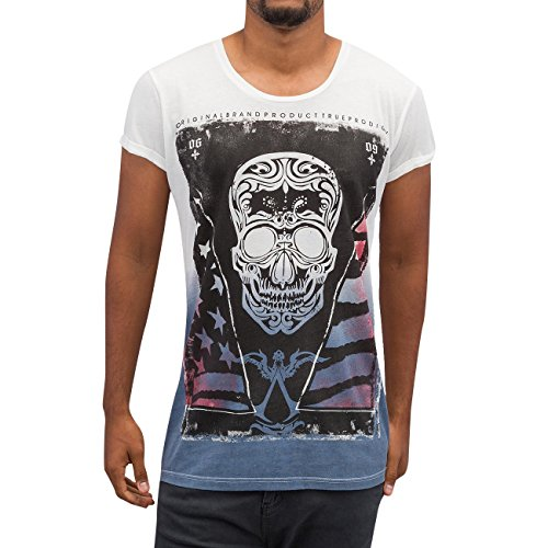 trueprodigy -  T-shirt - Uomo blu XX-Large