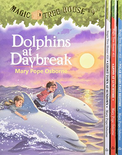 Magic Tree House Vol. 9-12