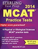 img - for MCAT Prep 2014 Physical & Biological Sciences Practice Tests & Questions - 8 tests book / textbook / text book