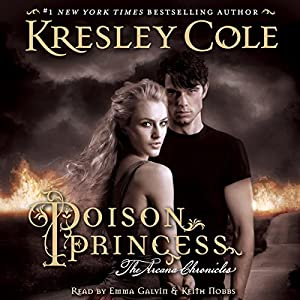 Poison Princess Audiobook
