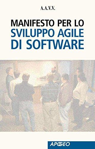 Manifesto per lo Sviluppo Agile di Software PDF