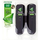 Nicorette Quickmist Duo Nicotine Mouthspray 1 mg