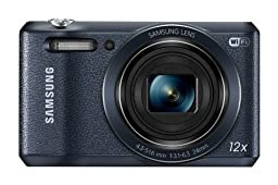 Samsung WB35F 16.2MP Smart WiFi & NFC Digital Camera with 12x Optical Zoom and 2.7\