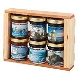 Scenic Oregon Jam Gift Set: Misty Meadows 2.5oz.