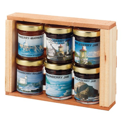 Scenic Oregon Jam Gift Set: Misty Meadows 2.5oz.