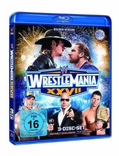 WWE - Wrestlemania 27 [Blu-ray]
