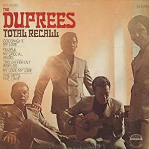 The Duprees Total Recall