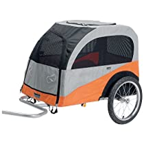 Petego Extended Space Sport Wagon Pet Bicycle Carrier, Medium