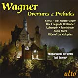 Wagner: Overtures And Preludes R. Wagner