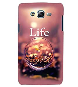 PrintDhaba Quote D-2338 Back Case Cover for SAMSUNG GALAXY J5 (Multi-Coloured)