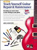 Alfred's Teach Yourself Guitar Repair Maintenance