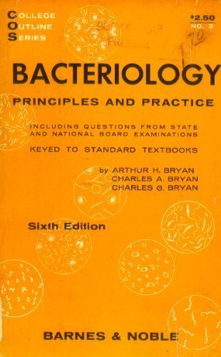 Bacteriology Principles and Practice (College Outline) PDF