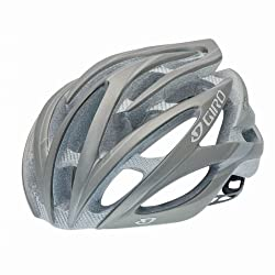 Giro Atmos Road/Racing Bike Helmet (Large, Matte Titanium) by Giro