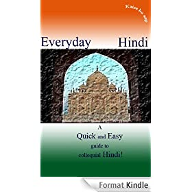 Everyday Hindi (English Edition)
