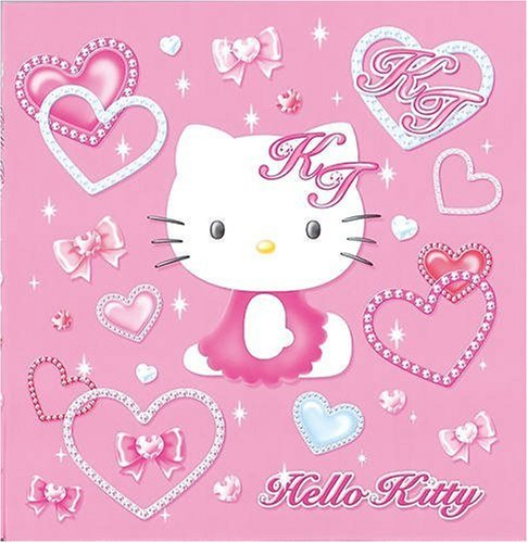 Sanrio Hello Kitty Photo Album Digio L Size