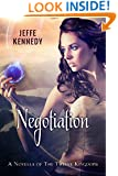 Negotiation: A Twelve Kingdoms Novella (The Twelve Kingdoms)