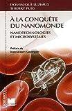 echange, troc Dominique Luzeaux, Thierry Puig - A la conquête du nanomonde : Nanotechnologies et microsystèmes