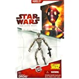 Star Wars Clone Wars Commando Droid Action Figure