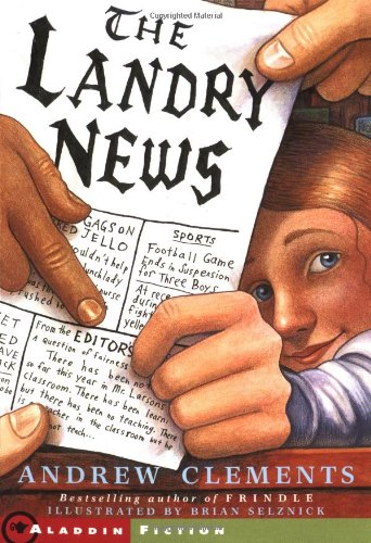 The Landry News cover image