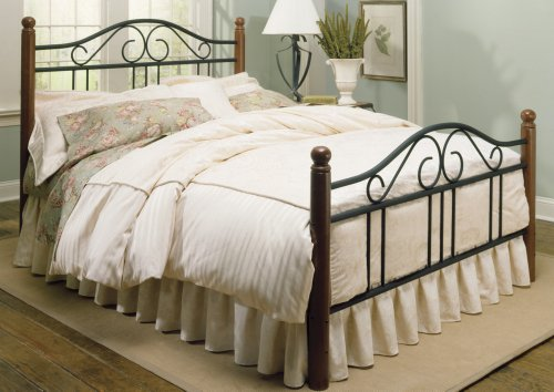 Twin Iron Bed Frame 4230 front
