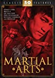Martial Arts 50 Movie Pack Collection