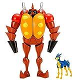 コトブキヤ 昭和模型少年クラブ 新造人間キャシャーン 火炎放射ロボット フレンダーミニフィギュア付き