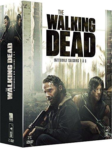 The Walking Dead - L'intégrale des saisons 1 à 5