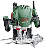 Bosch-DIY-Oberfrse-POF-1400-ACE-3-x-Spannzange-Frser-Parallelanschlag-Absaugadapter-Koffer-1400-W