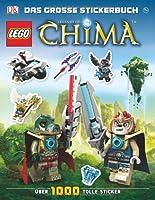 LEGO Legends of Chima Das große Stickerbuch