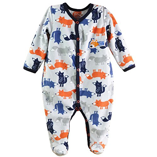 F&G Toddler Body Suit Jumpsuit Baby Rompers Onesie Pajamas Sleepwear