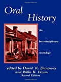 img - for Oral History: An Interdisciplinary Anthology (AASLH Book Series) book / textbook / text book