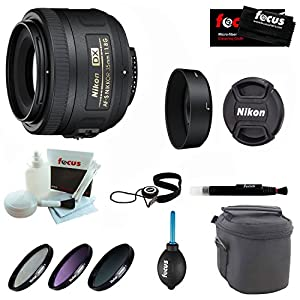 amazon   nikon 35mm f 1 8g af s dx lens for nikon