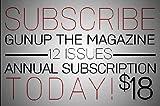 GunUp the Magazine Annual Subscription (print) (GunUp the Magazine)