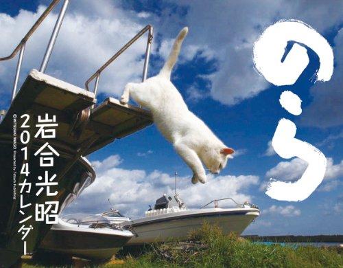 2014 猫カレンダー のら ([カレンダー])