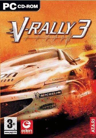 V rally 3 pc crackers