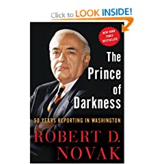 Cover of Novak's autobiography