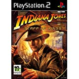 Indiana Jones and the Staff of Kings (PS2)by Activision