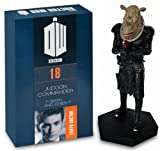Doctor Who Figurine Collection Part 18 JUDOON CAPTAIN NO MAGAZINE