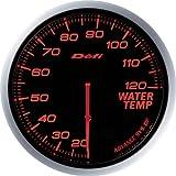日本精機 Defi (デフィ) メーター【Defi-Link ADVANCE BF】水温計 (アンバーレッド) DF-10502