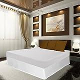 """Queen 8"""" Memory Foam Mattress + Box Spring(bed Frame) Set - Queen"""