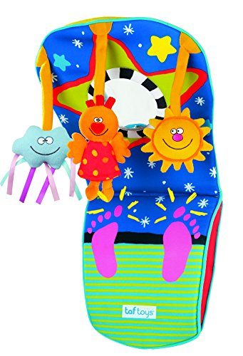 Taf Toys Toe Time Infant Car Toy - 1