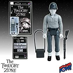 The Twilight Zone Hansen 3 3/4-Inch Action Figure